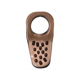 Дымчатое эрекционное кольцо с точками