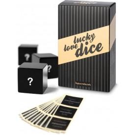 Игральные кубики Lucky love dice